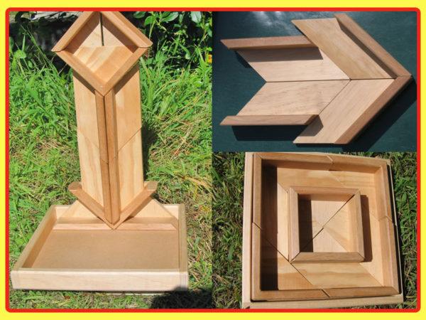 TryAngle Square Puzzle