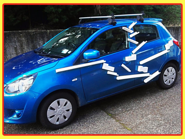 15 piece magnetic channel set