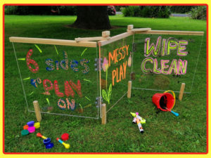 Picture of Messy Wall